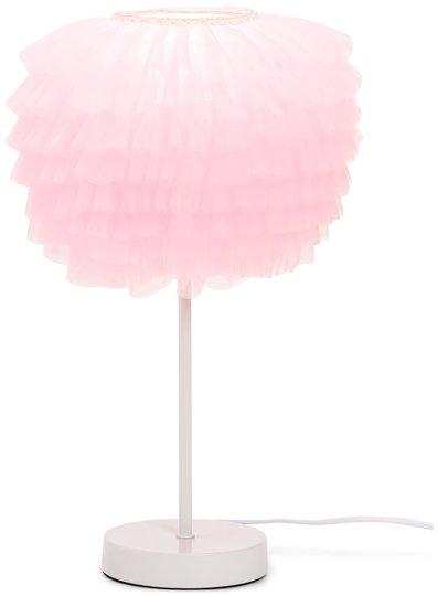 Alice & Fox Bordlampe, Pink
