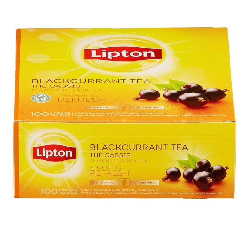 """Musta Tee """"Blackcurrant"""" 100kpl - 50% alennus"""