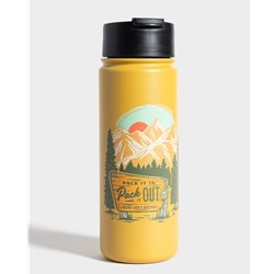 United By Blue Pack It Out 22Oz Insulated Steel Bottle