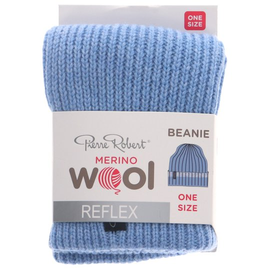 Mössa Reflex Ljusblå One Size - 81% rabatt
