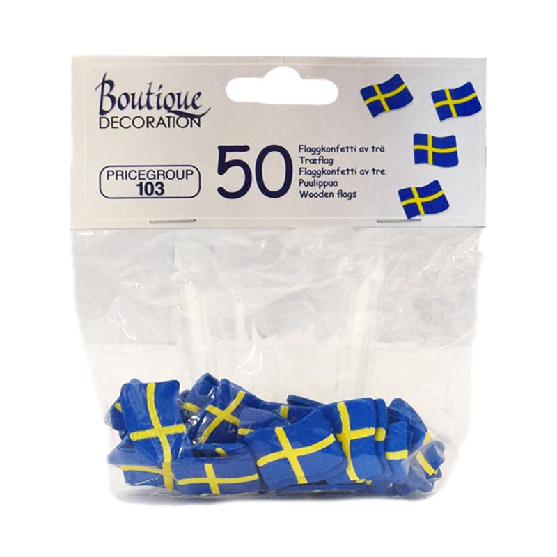 Flaggkonfetti Av Trä - 86% rabatt