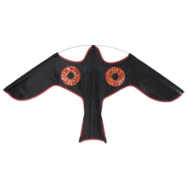 Silverline Blackbird Linnunpelätin musta