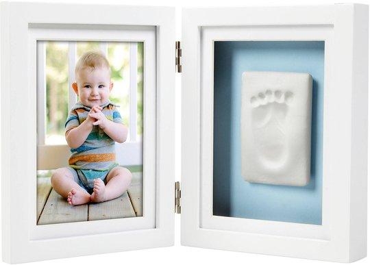 Pearhead Babyprints Fotoramme, Hvit
