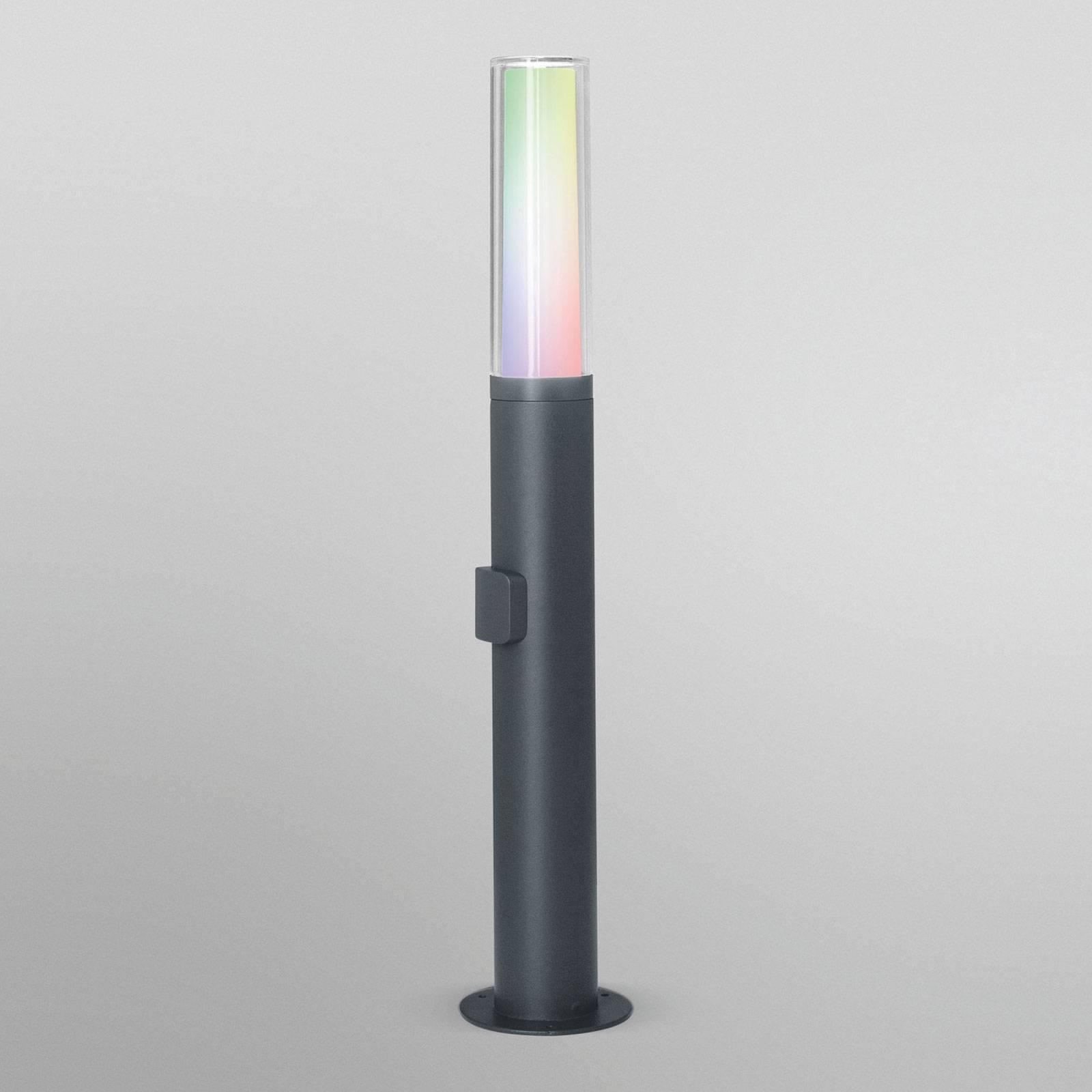 LEDVANCE SMART+ WiFi Flare-LED-pylväsvalaisin RGBW