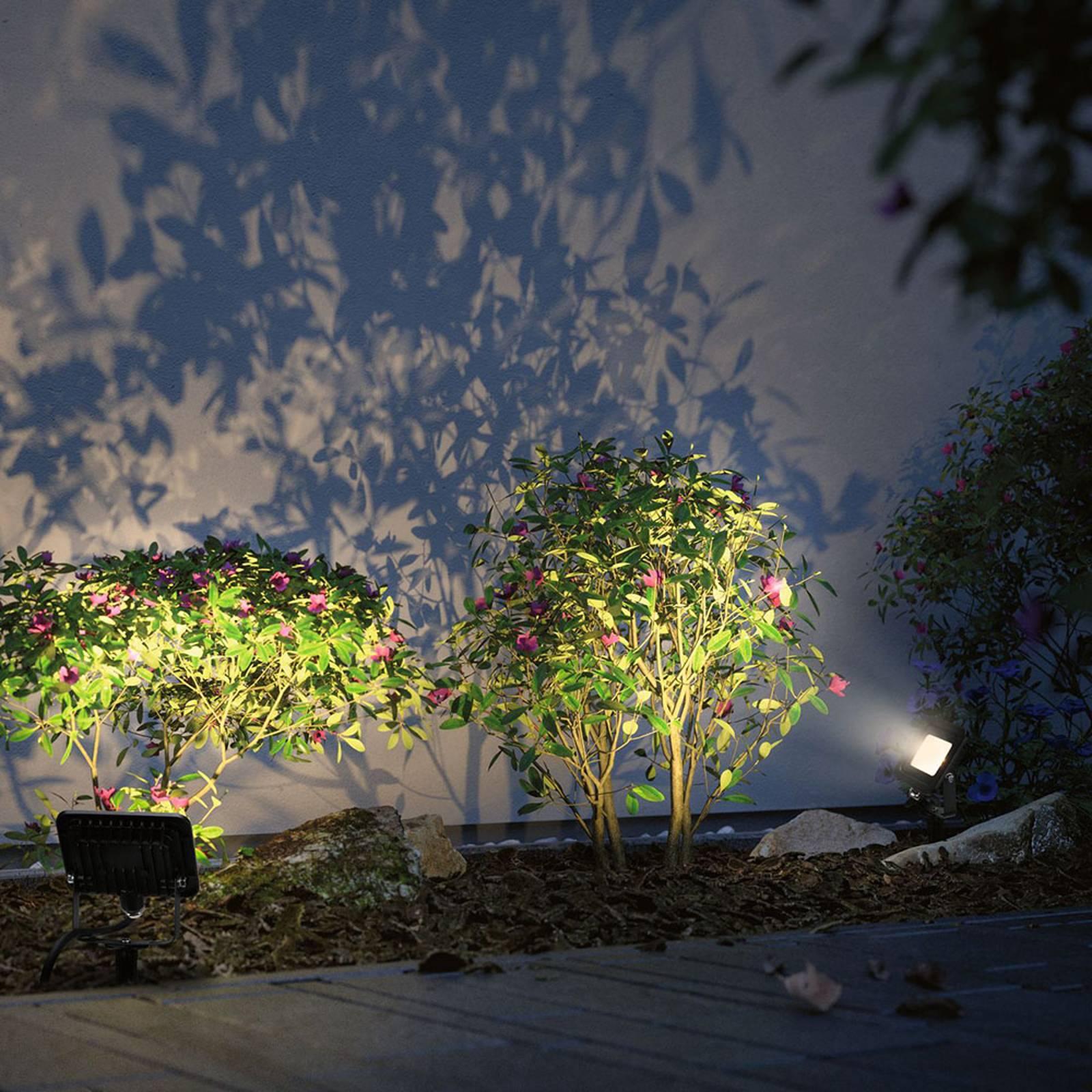 Paulmann Plug & Shine-valonheitin maapiikillä 6,8W