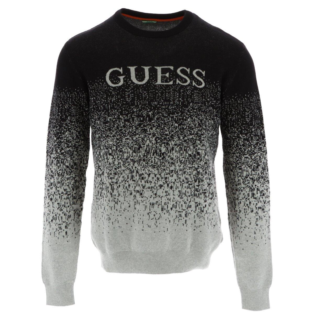 Guess Men's Sweater Various Colours 307417 - black XS