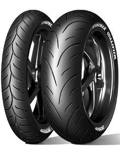 Dunlop Sportmax Qualifier ( 120/65 ZR17 TL (56W) M/C, etupyörä )