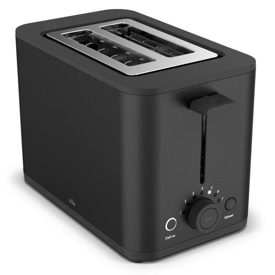 Witt Premium Toaster Svart