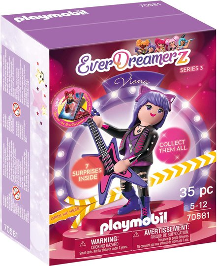 Playmobil 70581 EverDreamerz Viona - Music World