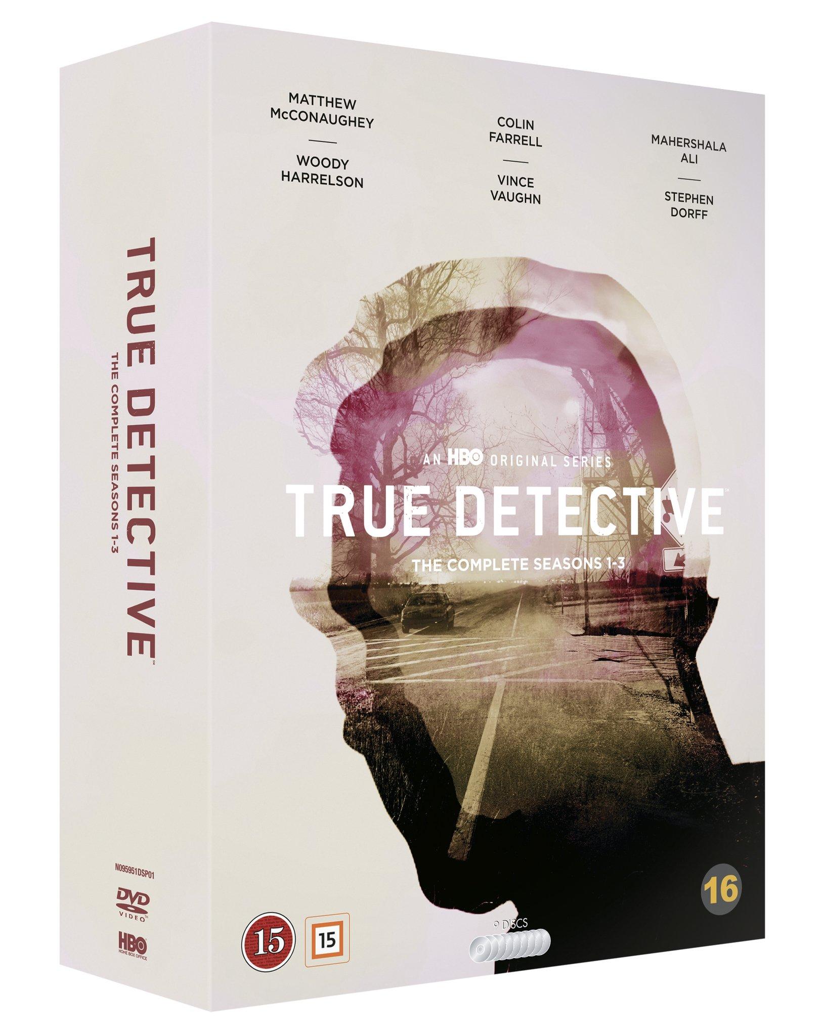 True Detective S1-3