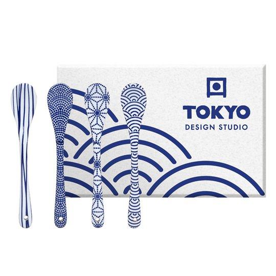 Tokyo Design Studio Nippon Blue sked 4 st.