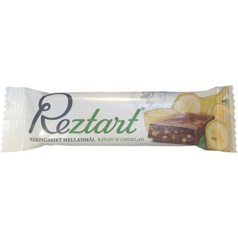 Reztart Banan & Choklad - 44% rabatt