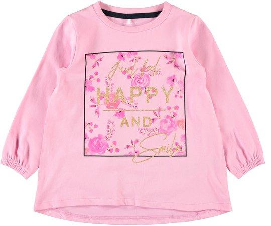 Name it Kunsa Tunika, Prism Pink 110
