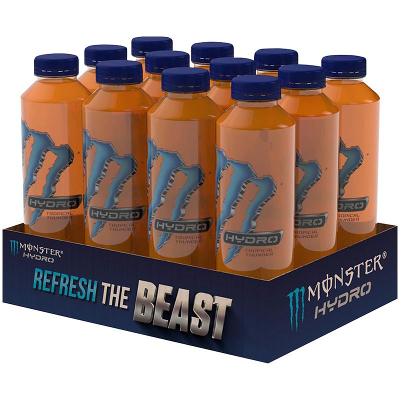 Monster Hydro Tropical Thunder 12-pack - 63% rabatt