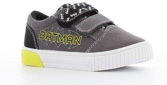 Batman Blinkende Sneaker, Dark Grey/Black, 26