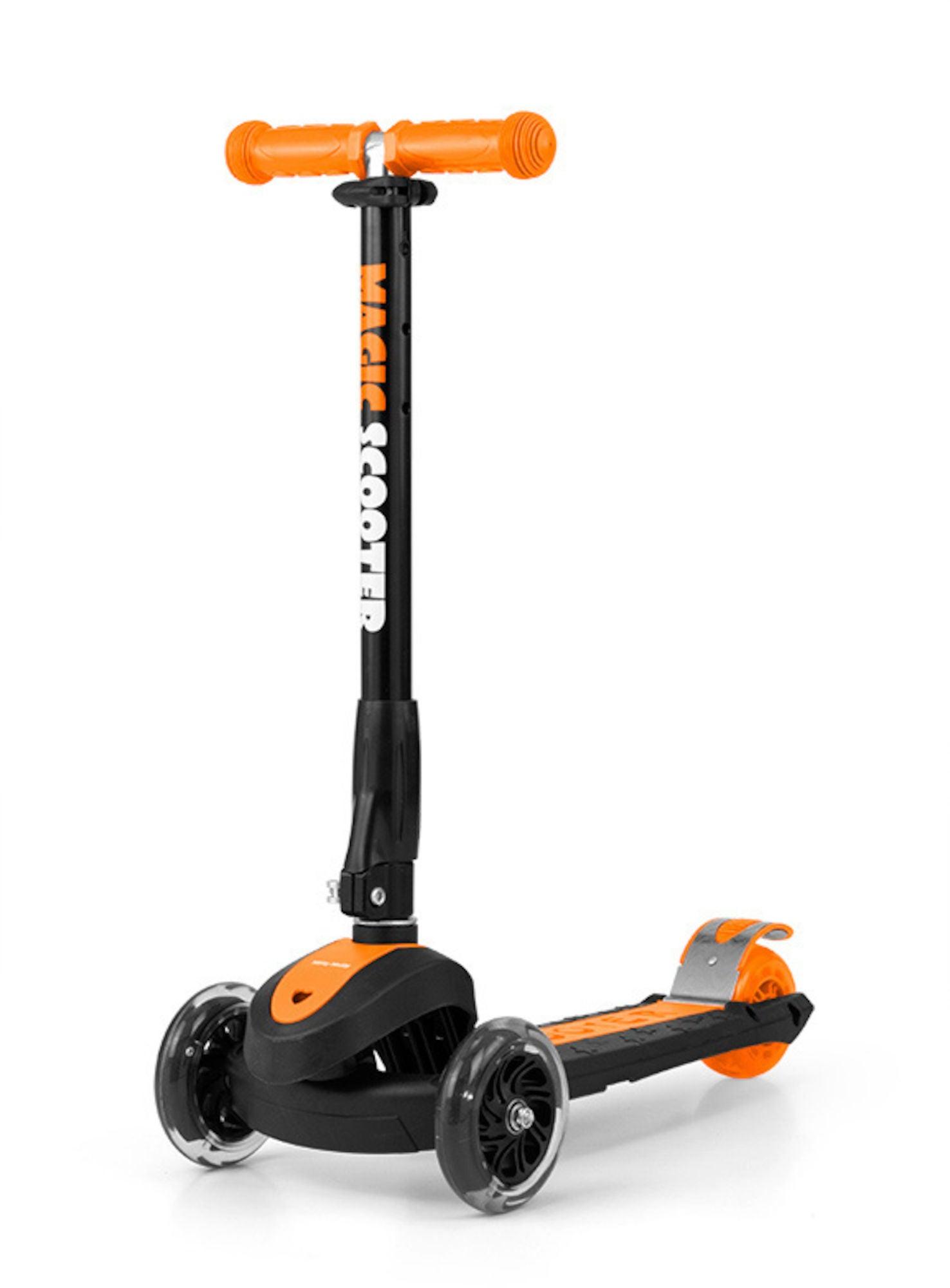 Milly Mally Magic Scooter Sparkcykel, Orange