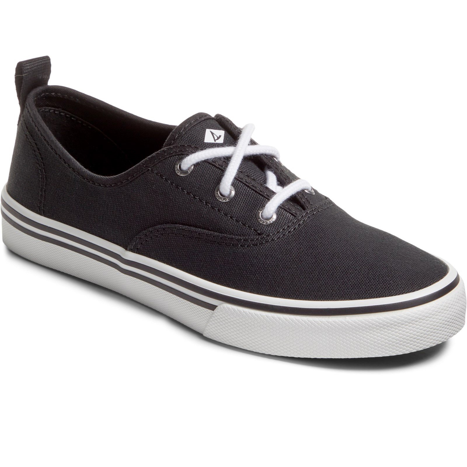 Sperry Women's Crest CVO Trainers Various Colours 32936 - Black 7