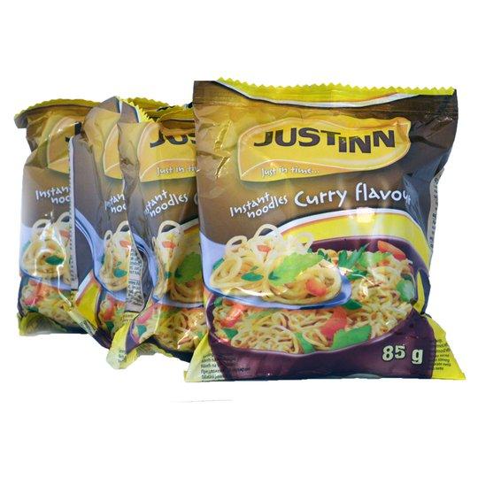 Nudlar Curry 4-Pack - 60% rabatt
