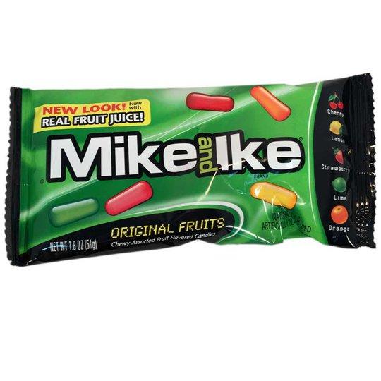 Mike&Ike original fruits - 50% rabatt