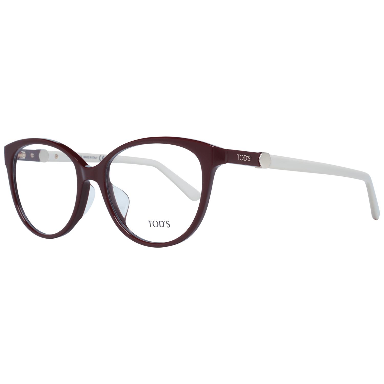 Tod's Women's Optical Frames Eyewear Red TO5144-F 54071
