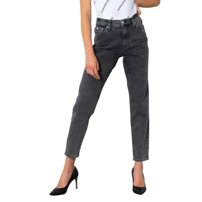 Calvin Klein Jeans Women Jeans Grey 299500 - grey w24