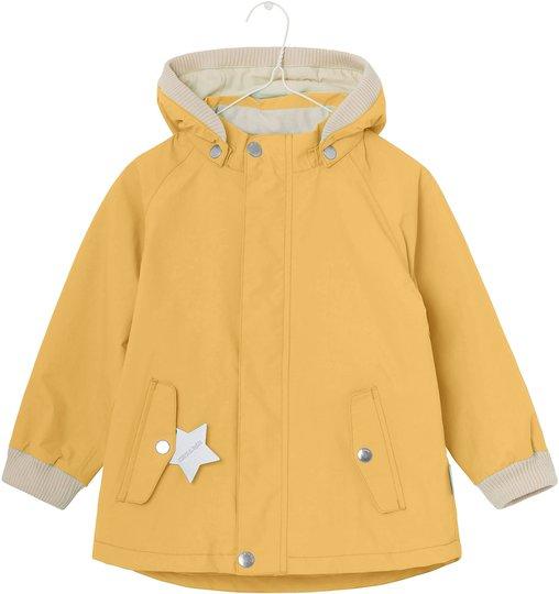 Mini A Ture Wally Jakke, Daffodil Yellow 74