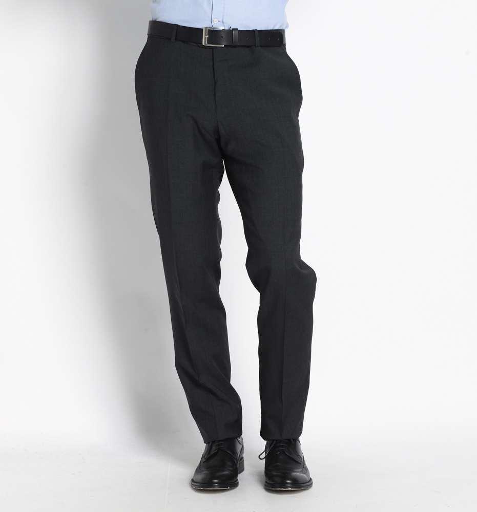 Uominitaliani Men's Trouser Gray UO1394739 - IT50   L