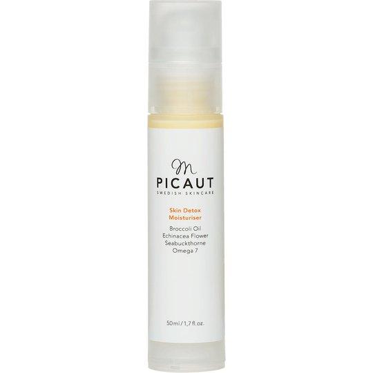 M Picaut Skin Detox Moisturiser, 50 ml M Picaut Swedish Skincare Kosteusvoiteet kasvoille