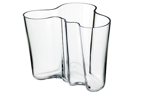 Aalto Vase 160 mm klar
