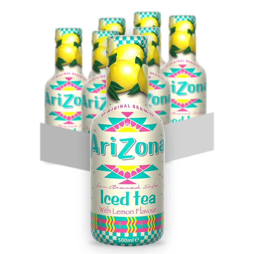 AriZona Iced Tea Lemon 6-pack 500ml