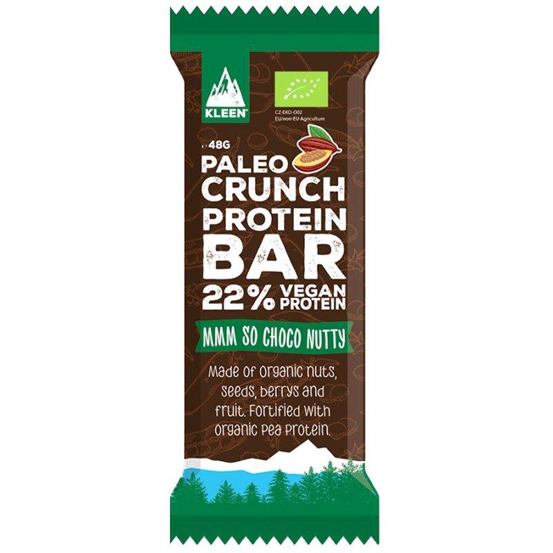 "Luomu Proteiinipatukka ""Choco Nutty"" 48g - 40% alennus"