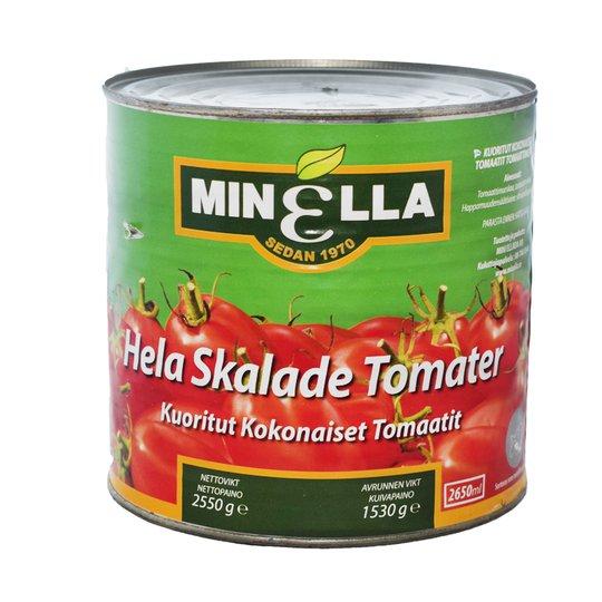Hela skalade Tomater - 67% rabatt