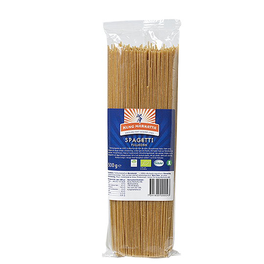 Fullkornsspagetti, 500 g