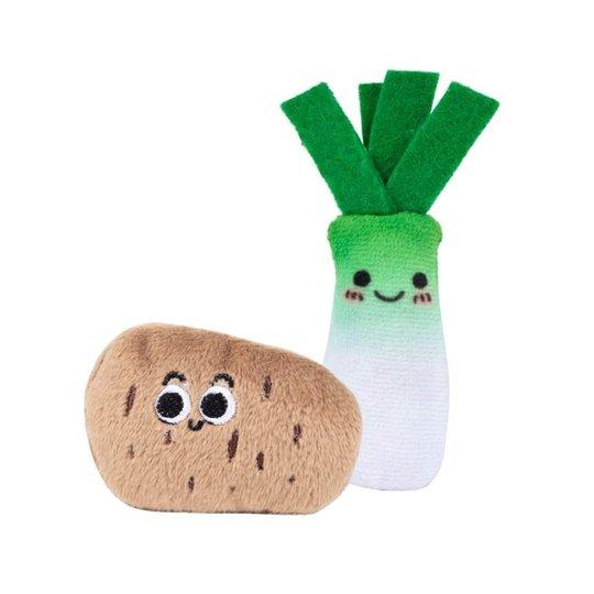 Little&Bigger MiniVeggies Potatis & Purjolök 2-pack