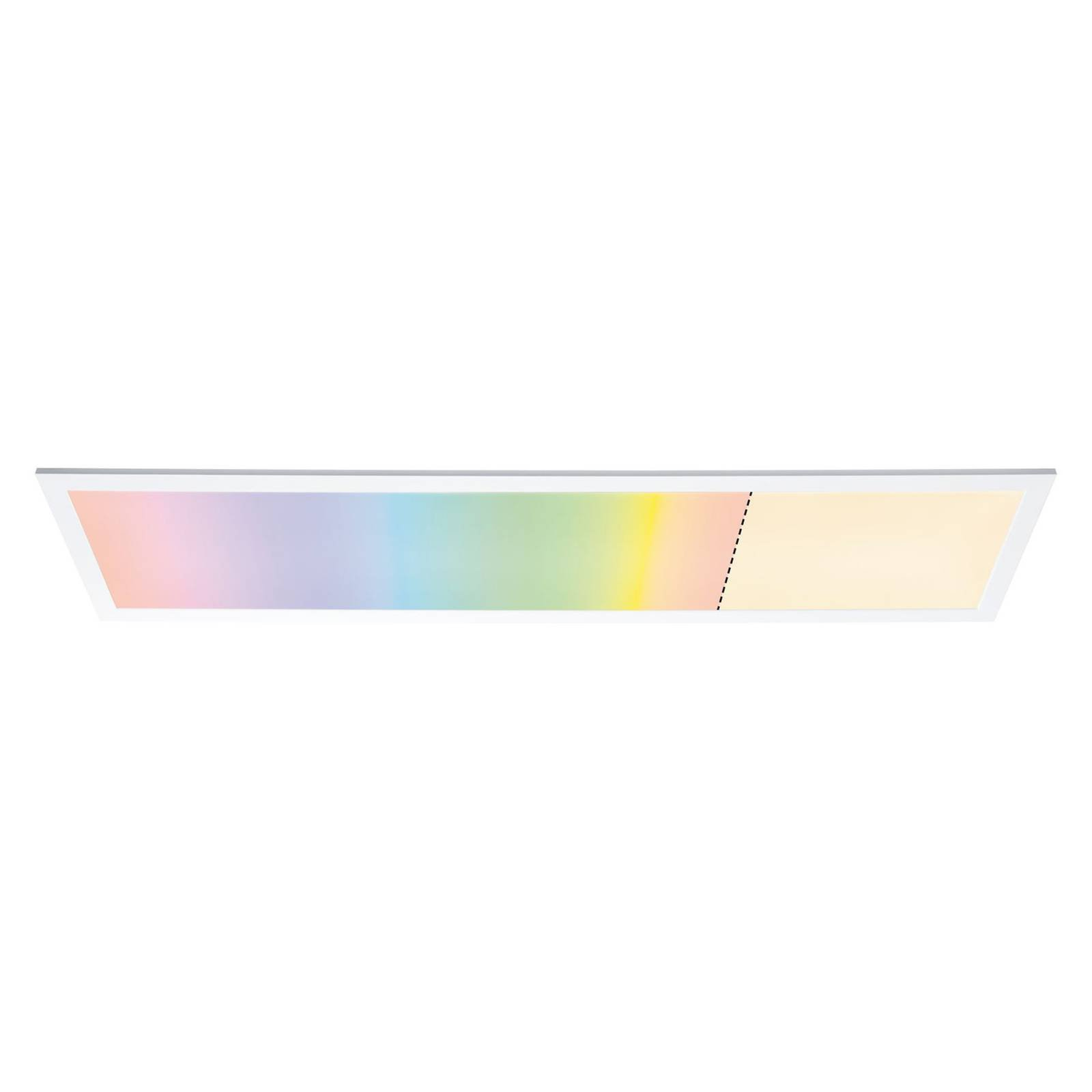 Paulmann Amaris LED-panel, ZigBee, 120x30cm, RGBW