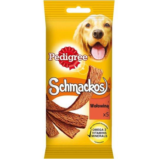 """Hundgodis """"Schmackos"""" 43g - 50% rabatt"""