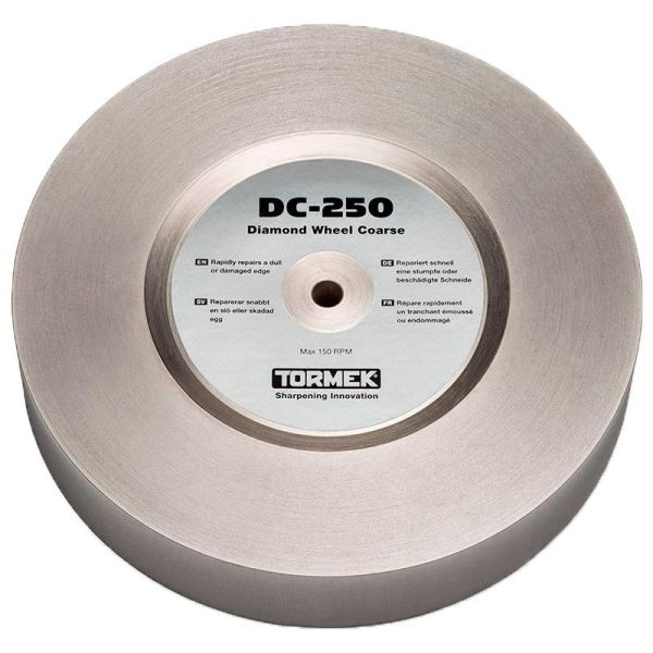 Tormek DC-250 Diamond Wheel Coarse Hiomalaikka 250 mm karkeus 360