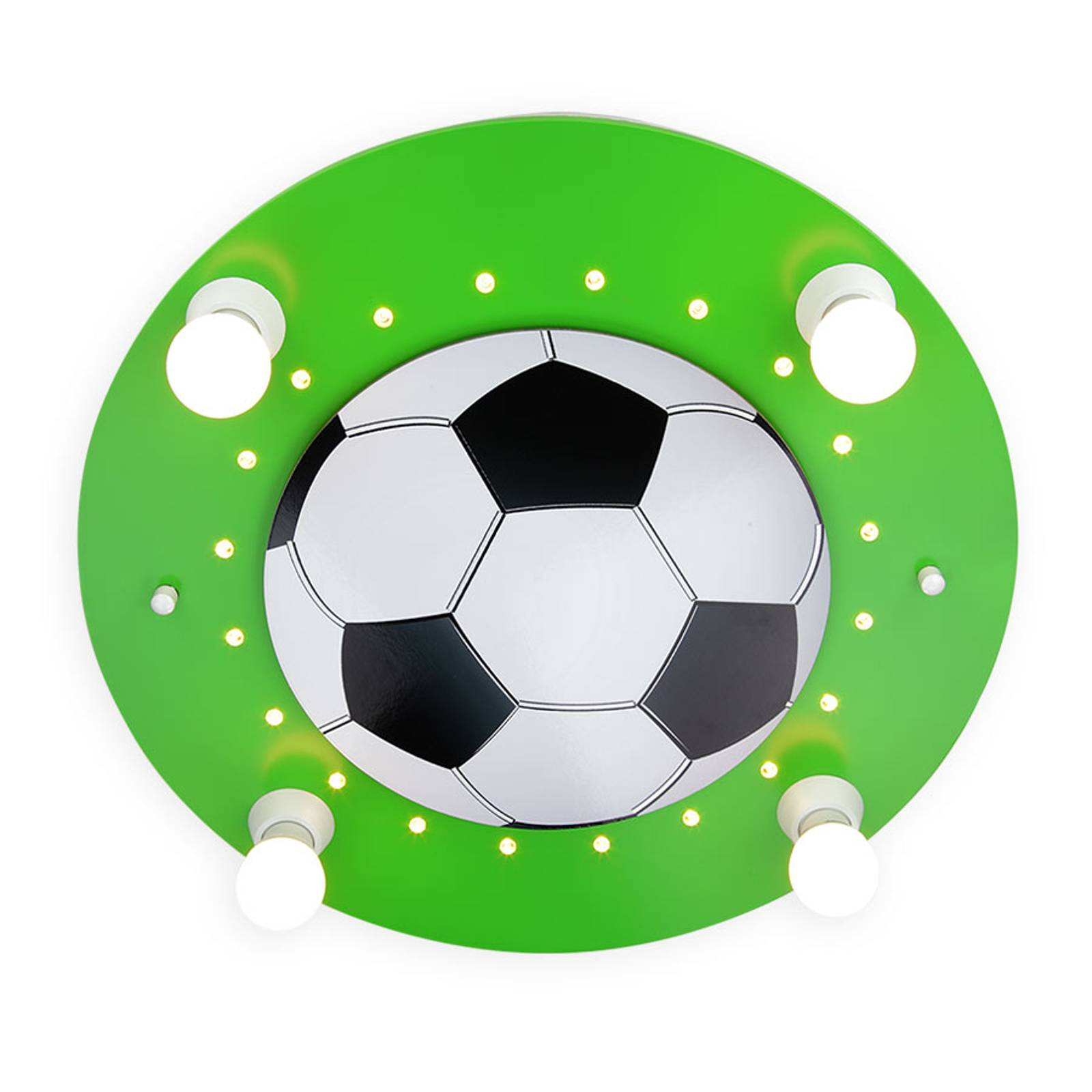 Kattovalaisin Jalkapallo, 4-lamppuinen
