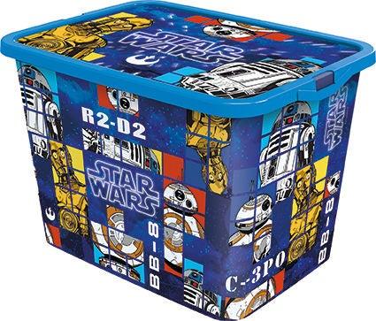 Star Wars Säilytyslaatikko 23 Litraa