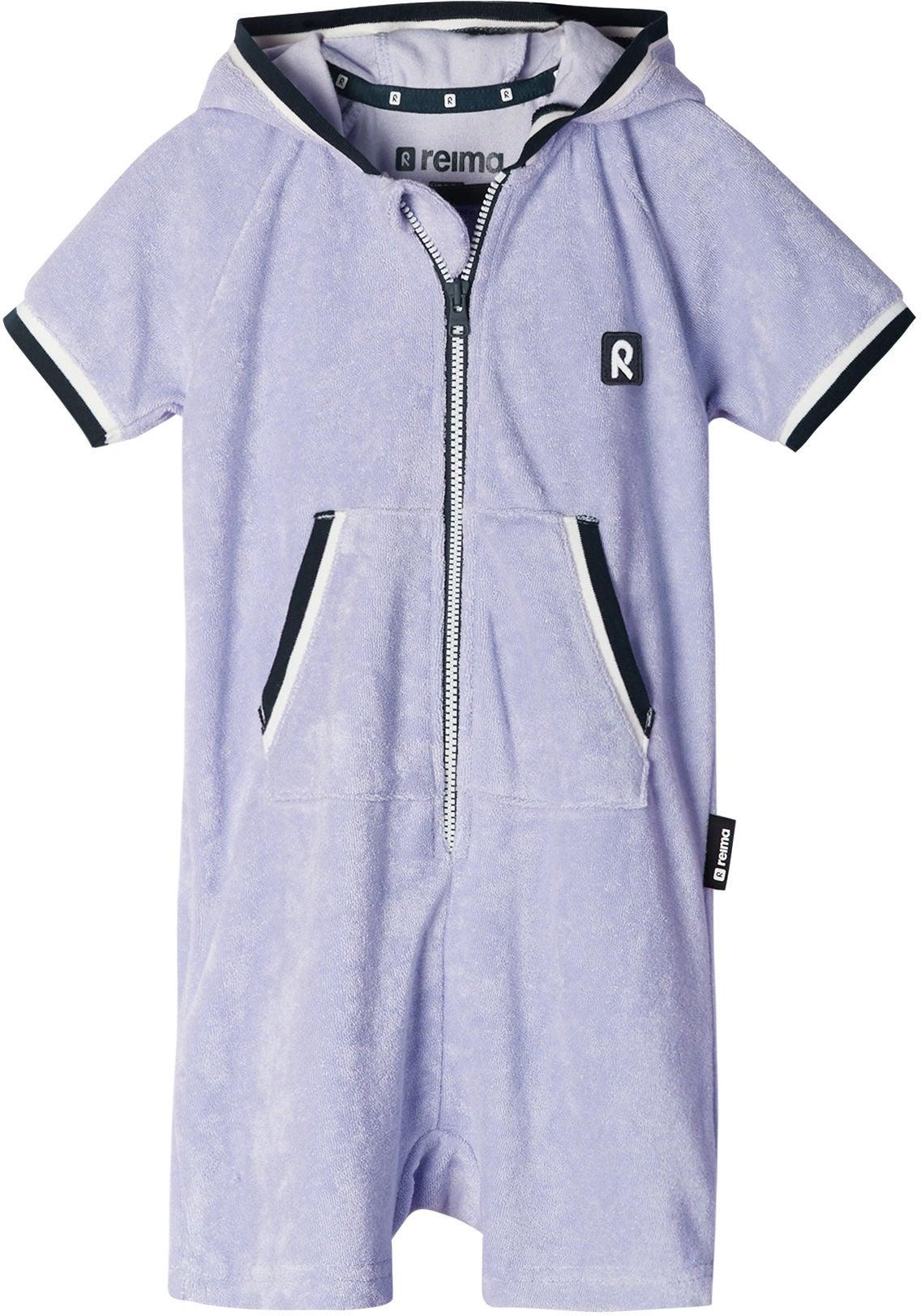 Reima Lokoisa UV-Jumpsuit UPF50+, Light Violet, 74