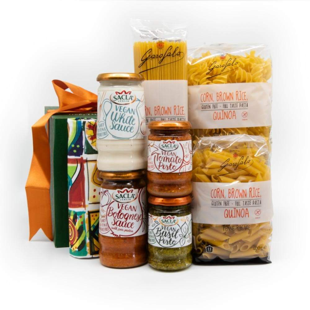 Gluten Free Pasta Meal Selection Box