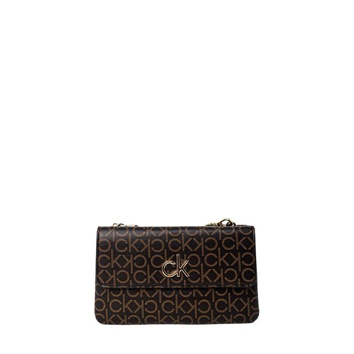 Calvin Klein Jeans Women Handbag Brown - brown UNICA