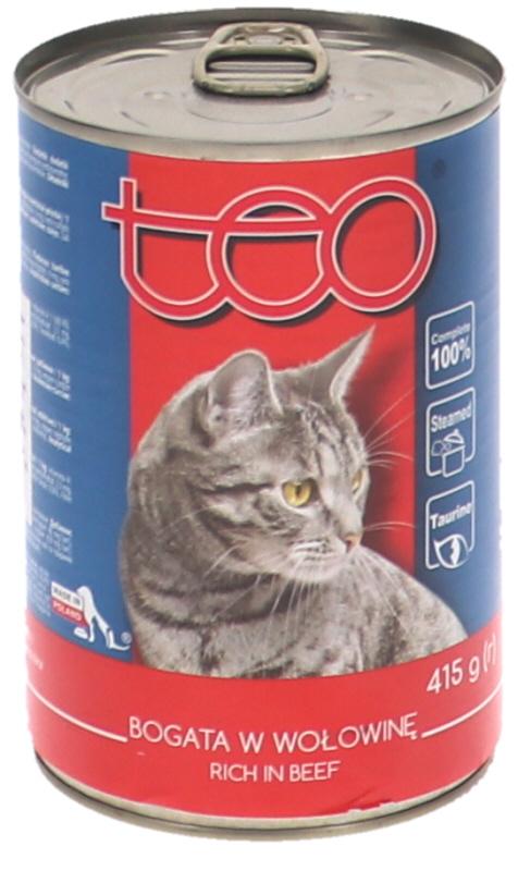 Kissanruoka Nauta - 5% alennus
