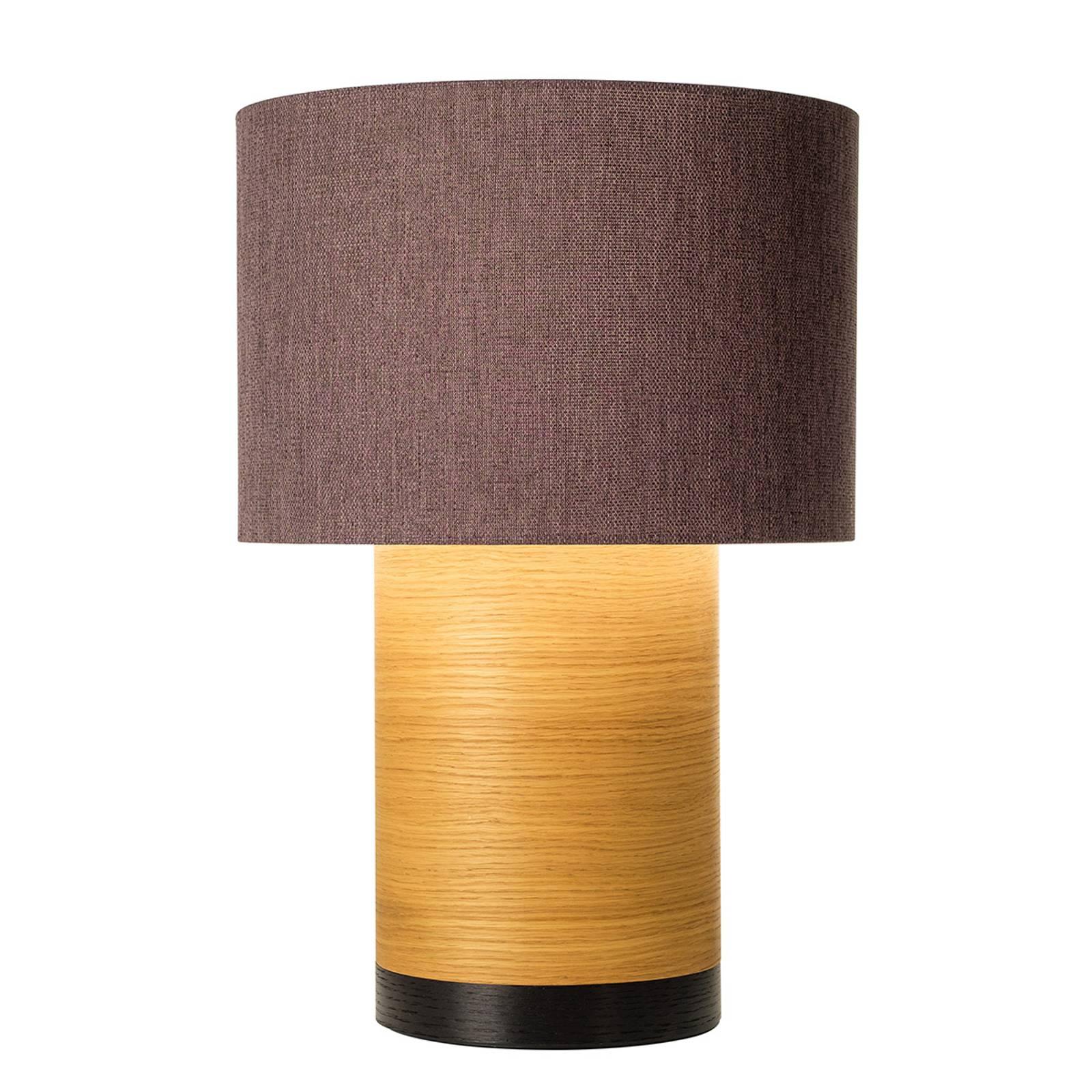 Pöytälamppu Klippa XL musta Trooper Graphit