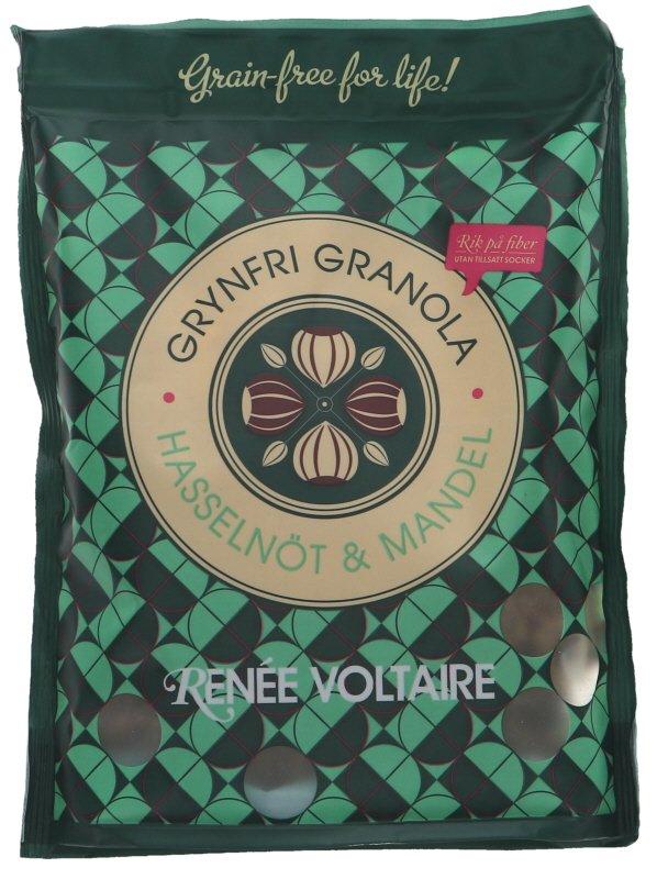Granola Hasselnöt & Mandel - 43% rabatt