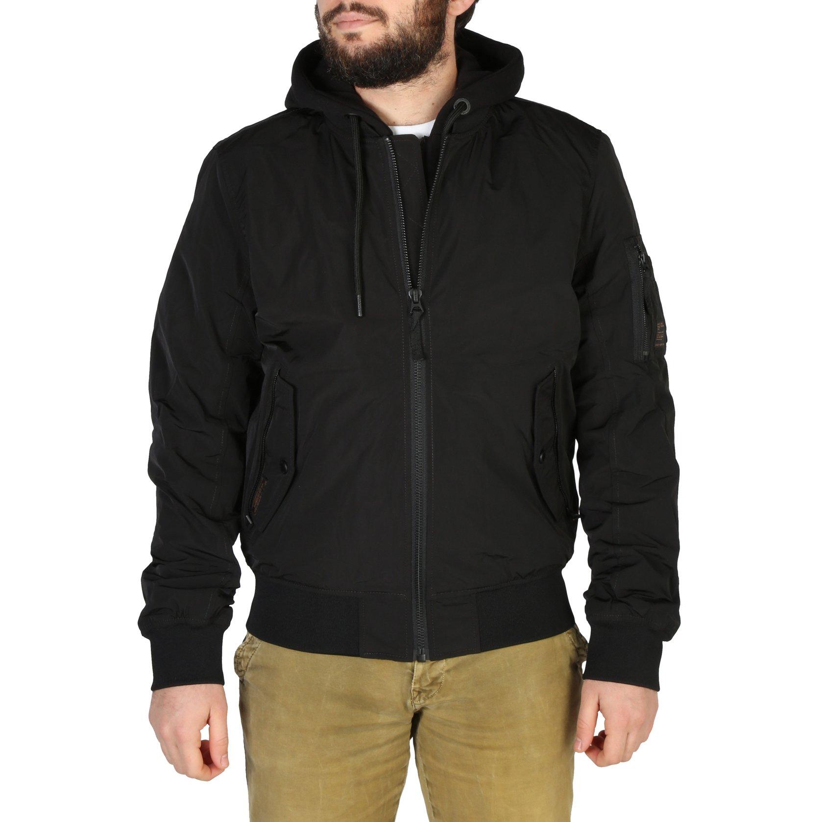 Superdry Men's Jacket Various Colours M5010143A - black S