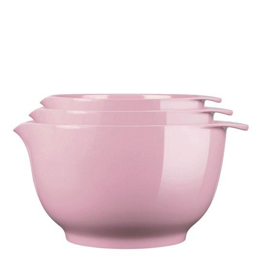 Rosti Mepal - Margrethe Skålset 1,5+2+3 L Dusty Pink
