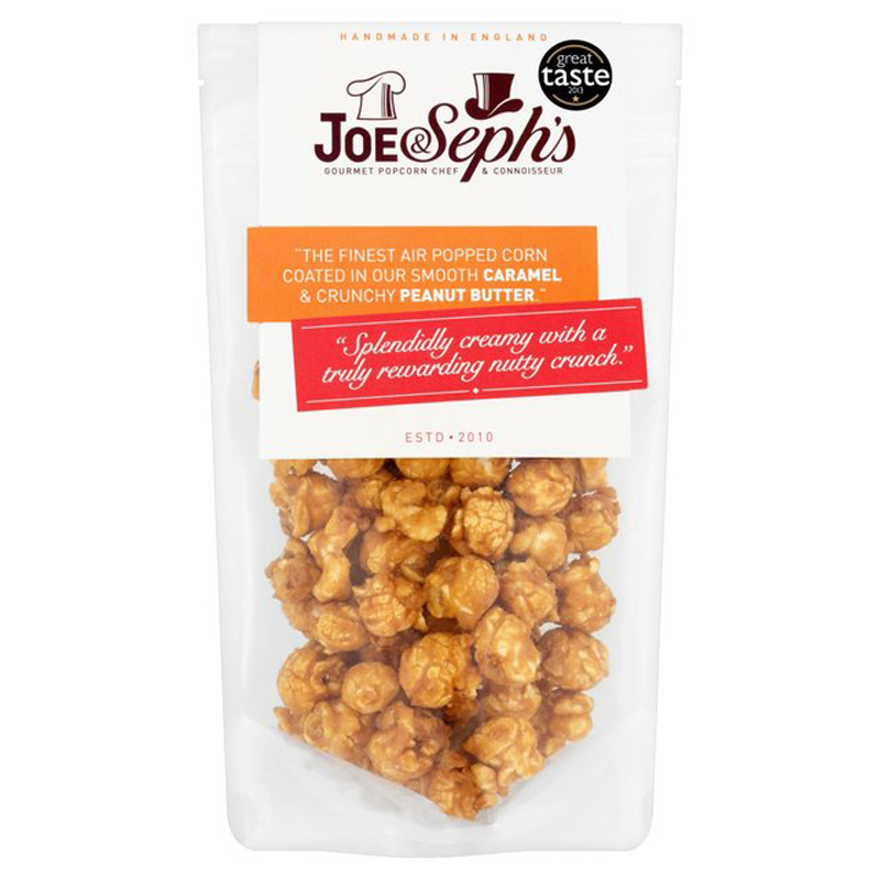 """Popcorn """"Caramel & Peanut Butter"""" 80g - 67% rabatt"""