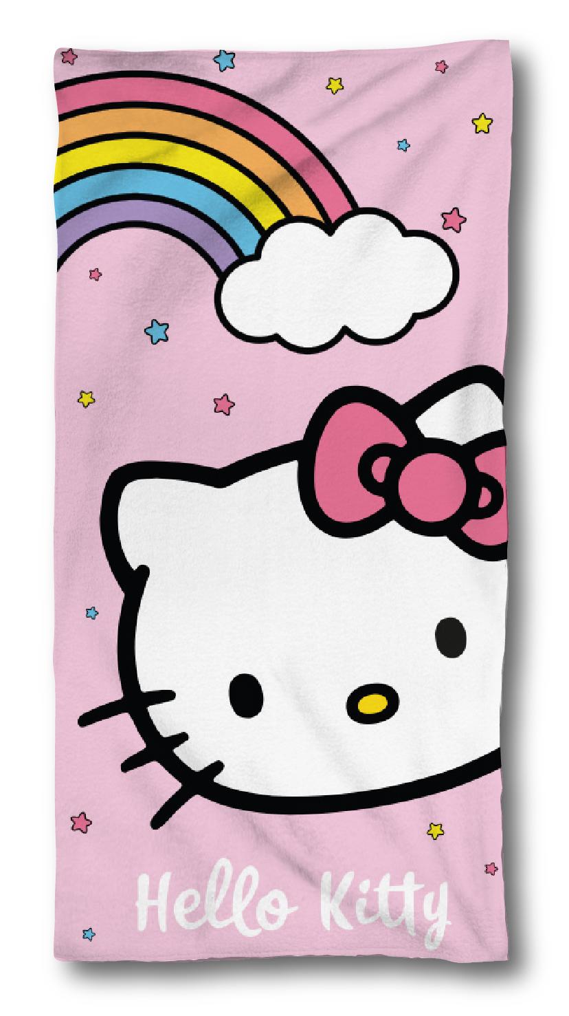 Towel - 70 x 140 cm - Hello Kitty (HK005)