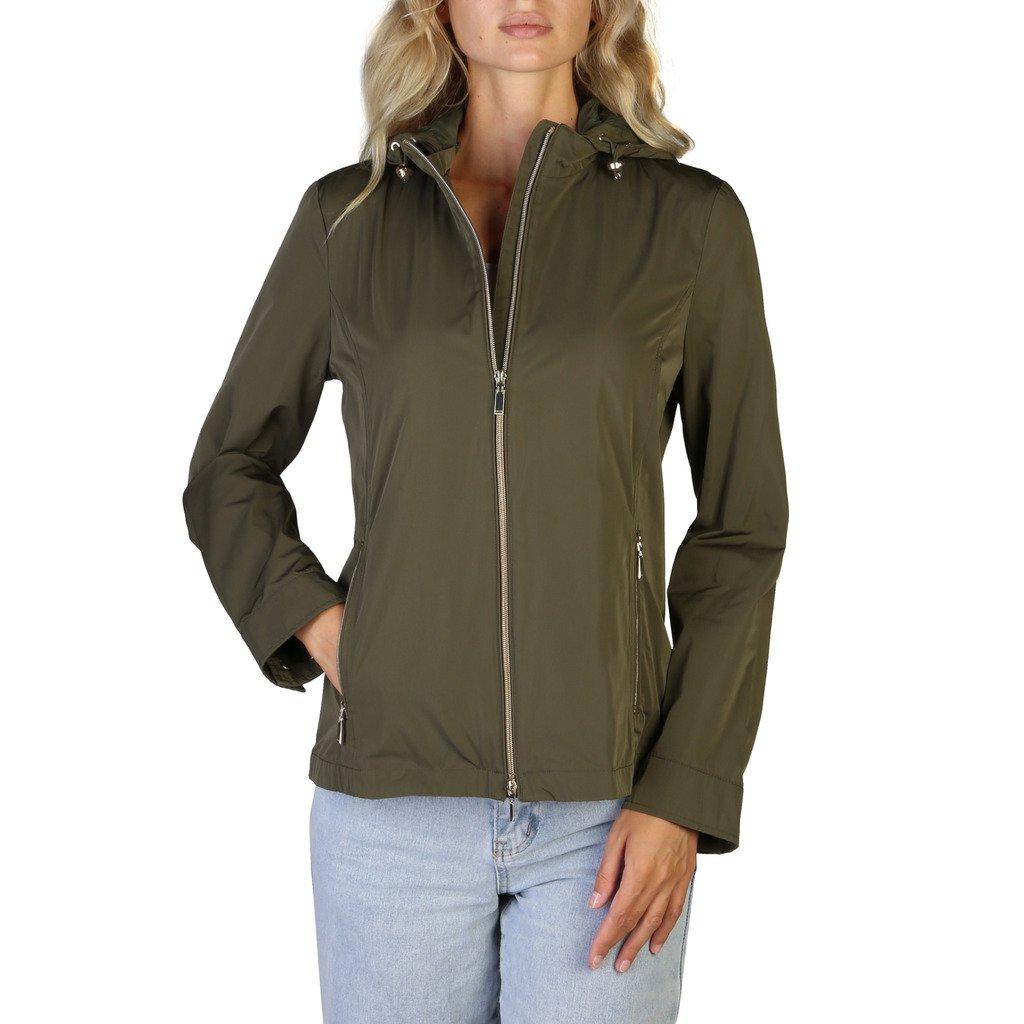 Geox Women's Jacket Green W9221YT2337 - green 44